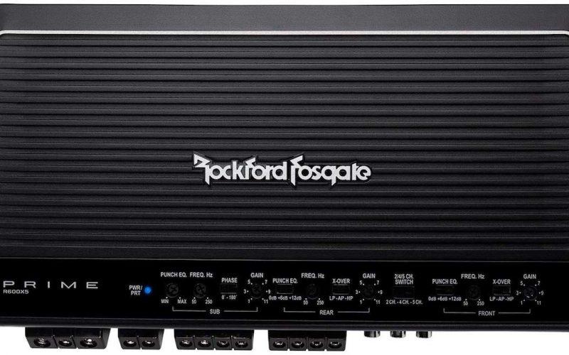 Best 5 Channel Amplifier